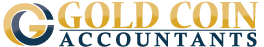 Gold Coin Accountants Logo